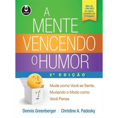 Mente Vencendo o Humor, A - 2ª Edição