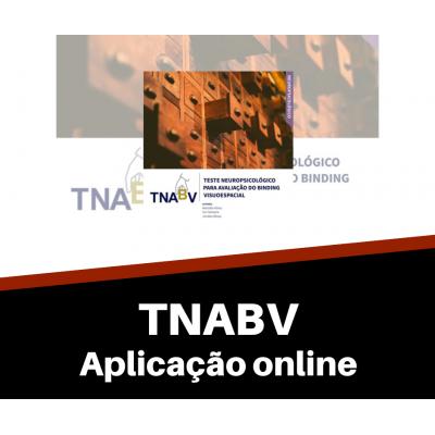 TNABV - Teste Neuropsicológico para Avaliação do Binding Visuoespacial - Aplicação online