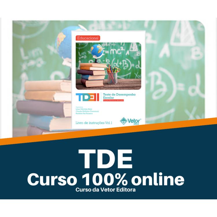 Curso EAD - TDE-II