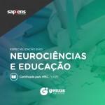 Especialização em Neurociências e Educação - EAD