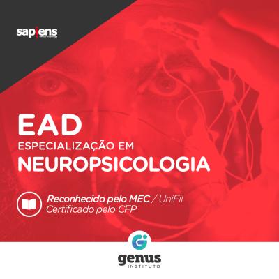 Especialização em Neuropsicologia - EAD