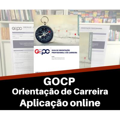 GOPC Orientação Carreira - Aplicação Online