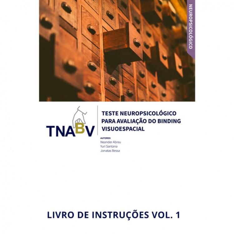 TNABV - Teste Neuropsicológico para Avaliação do Binding Visuoespacial - MANUAL