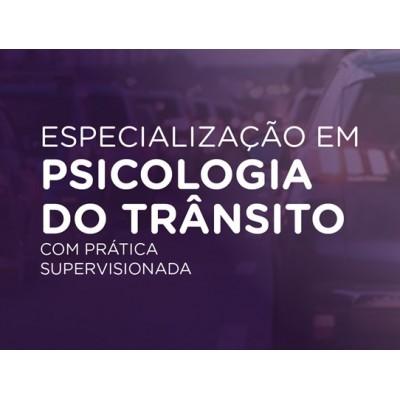 Especialização em Psicologia do Trânsito - EAD1