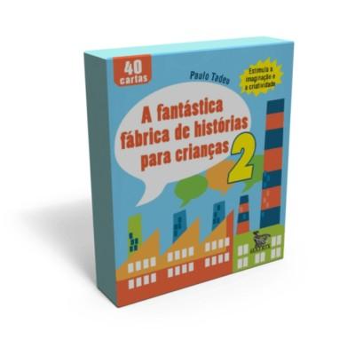 Fantástica fabrica de historias para crianças 2