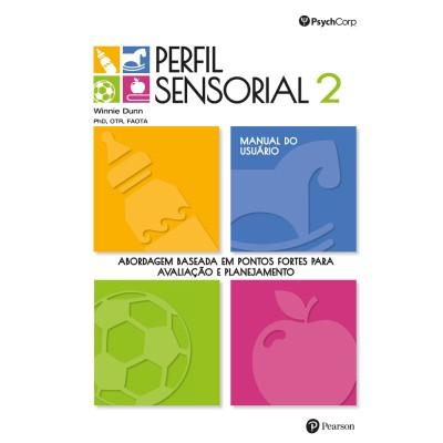 Perfil Sensorial 2 - Kit