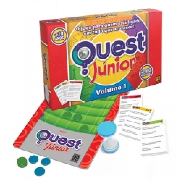 Quest Júnior vol. 1