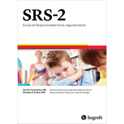 SRS-2 - Escala de Responsividade Social - 2ª Edição