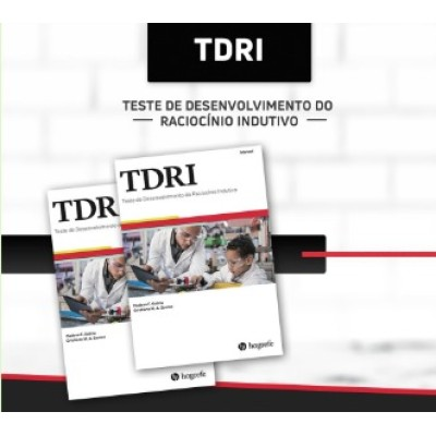 TDRI – Teste de Desenvolvimento do Raciocínio Indutivo