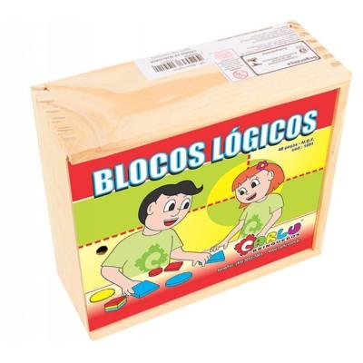 Blocos logicos MDF - 1091
