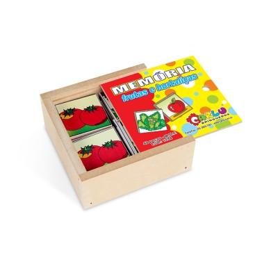 Memoria frutas e hortalicas