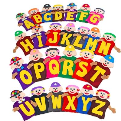 Fantoches da Alfabetização
