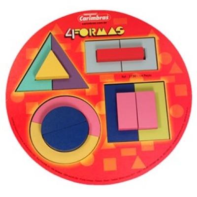 4 formas
