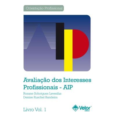 AIP - Avaliação dos Interesses Profissionais - Kit