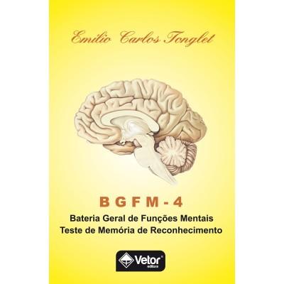 BGFM 4 - Teste de Memória de Reconhecimento - Kit