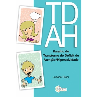 Baralho do TDAH: transtorno do deficit de atenção/hiperatividade