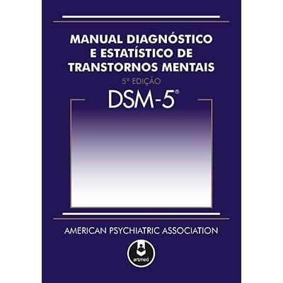 DSM-5 Manual Diagnostico e Estatístico de Transtornos Mentais