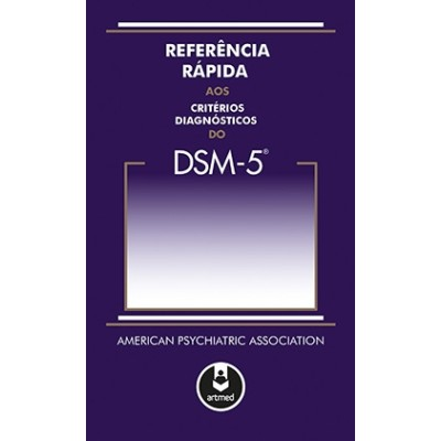 DSM-5 Referência rápida aos critérios diagnósticos