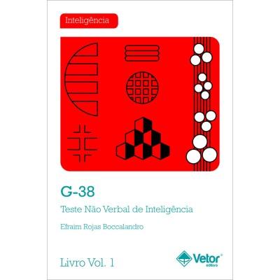 G38 - Teste de Inteligência Não Verbal - Kit