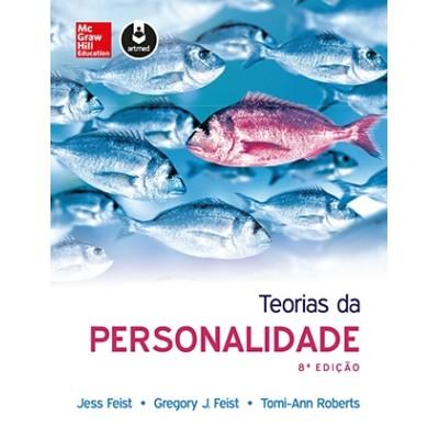 Teorias da Personalidade -  8º Edição