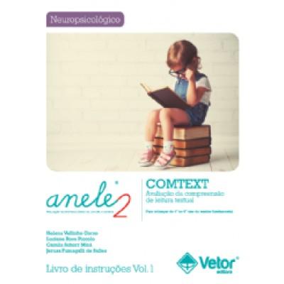 ANELE 2 - Context - Avaliação da Compreensão de Leitura Textual - Kit