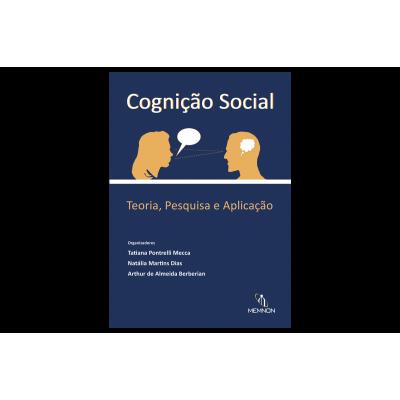 Cogniçao Social: teoria, pesquisa e aplicaçao