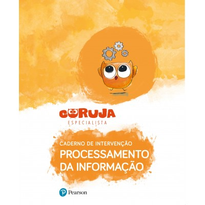 Coruja Especialista  - Caderno de Intervenção Processamento da Informação